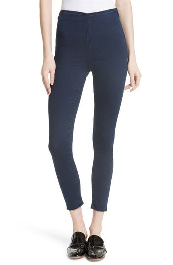 We The Free By Free People Easy Goes It Leggings, Black