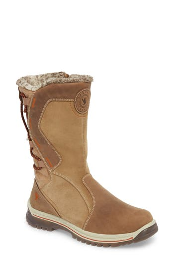 Santana Canada Mayer2 Waterproof Winter Boot, Brown