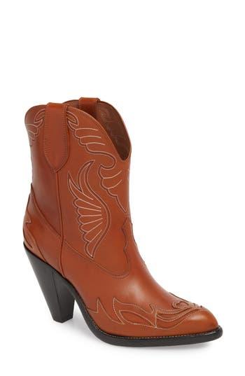 Givenchy Cowboy Boot, Brown