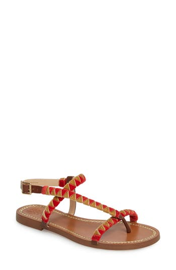 Vince Camuto Raminta Sandal- Red
