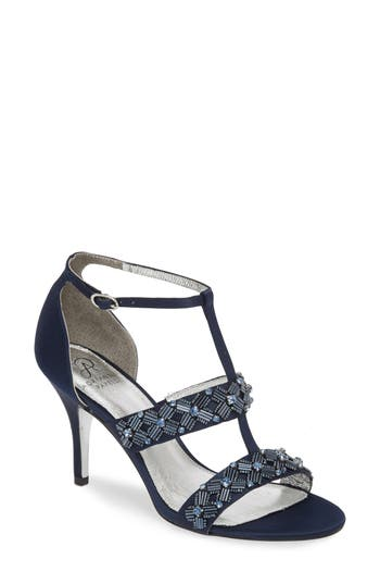 Adrianna Papell Amabel Sandal, Blue