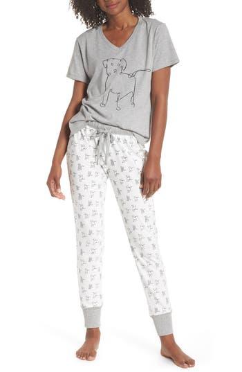 Ellen Degeneres Love Pajamas, Ivory