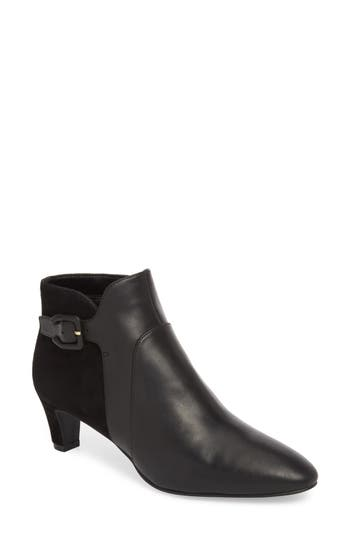 Cole Haan Sylvia Waterproof Bootie B - Black