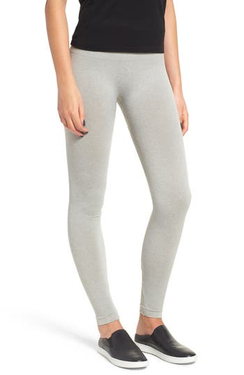 David Lerner Seamless Leggings, Grey
