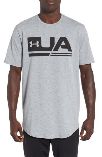 Under Armour Sportstyle Graphic T-Shirt, Grey