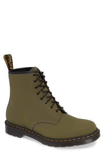 Dr. Martens 1460 - Broder Boot, Green