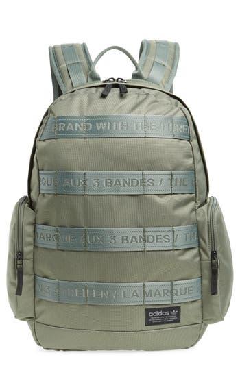 Adidas Originals Create Iii Backpack - Green