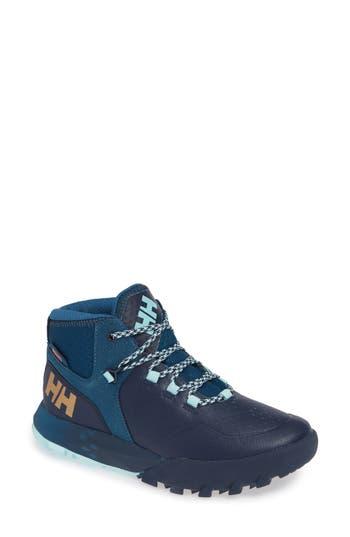 Loke Rambler High Top Waterproof Hiking Boot, Evening Blue/ Legion Blue