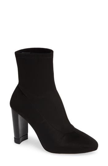 Michael Michael Kors Mandy Sock Bootie, Black