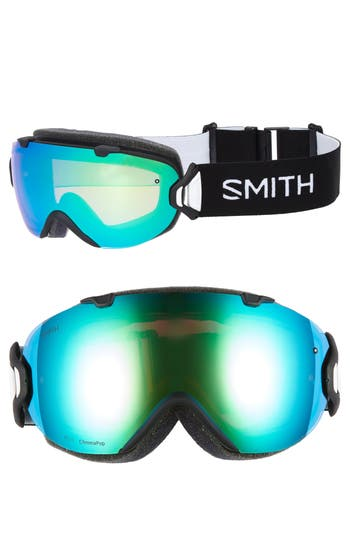 I/Os Chromapop 202Mm Snow Goggles - Black