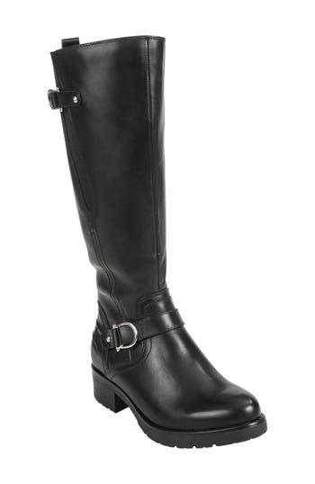 Earth Moraine Boot- Black