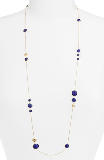 Women's Marco Bicego 'Jaipur' Long Station Necklace