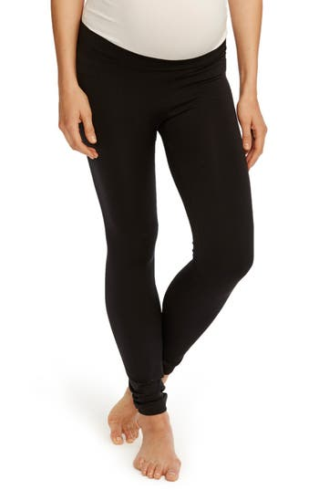 Rosie Pope Seamless Low Rise Maternity Leggings