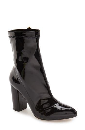 Women's Daya By Zendaya 'Kathryn' Block Heel Zip Bootie