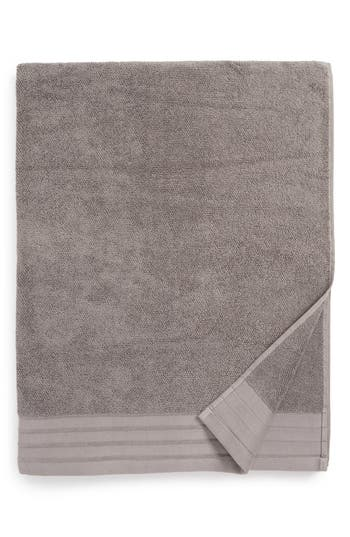 Ugg Classic Luxe Cotton Bath Sheet, Size One Size - Grey
