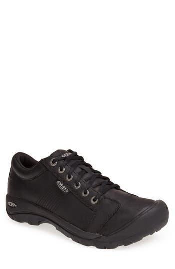 Men's Keen 'Austin' Oxford, Size 10 M - Black -  871209246656