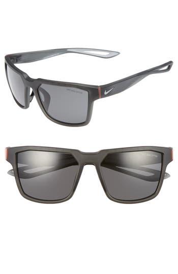 Nike Fleet 55Mm Sport Sunglasses -