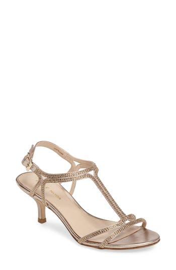 Pelle Moda Abbie 2 T-Strap Sandal