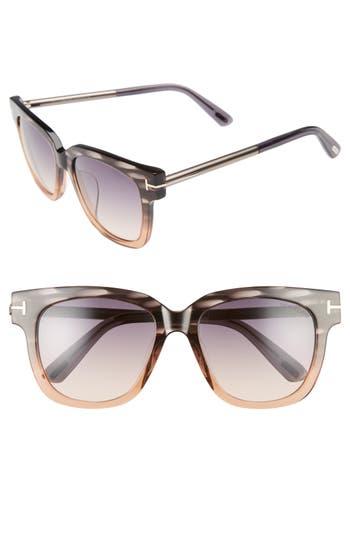 Tom Ford Tracy 5m Retro Sunglasses -