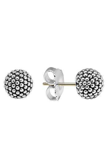 Women's Lagos 'Columbus Circle' Ball Stud Earrings