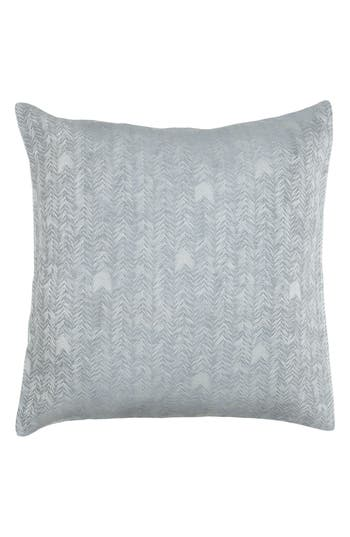 Villa Home Collection Euro Sham, Size Euro - Blue