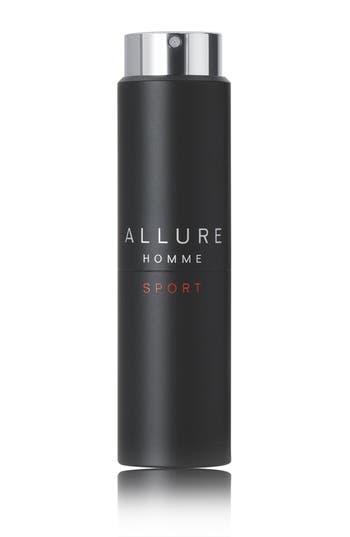Chanel Allure Homme Sport Eau De Toilette Refillable Travel Spray