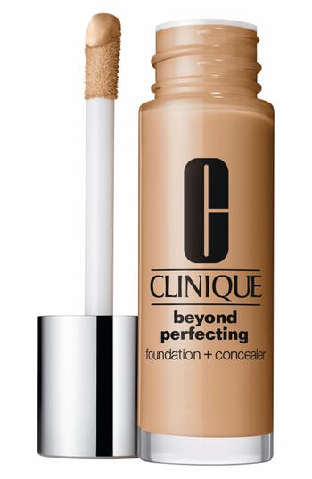 Clinique Beyond Perfecting Foundation + Concealer - Honey