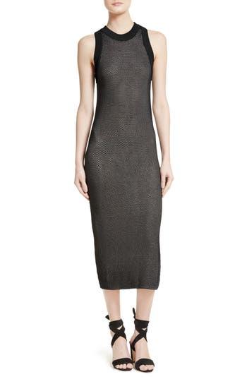 Women's Milly Mesh Midi Dress