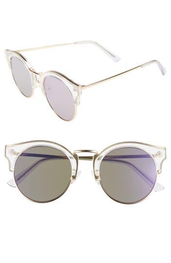 Women's Bonnie Clyde Broadway 51Mm Retro Sunglasses -