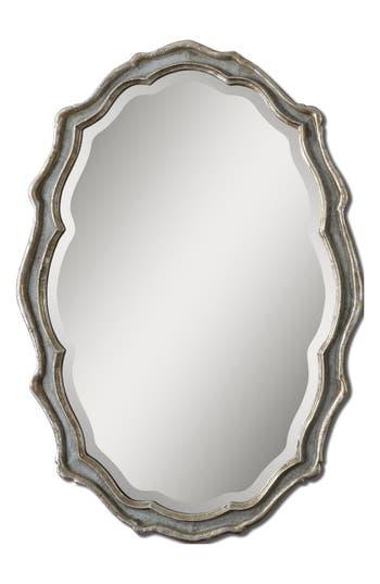 Uttermost Dorgali Wall Mirror, Size One Size - Metallic