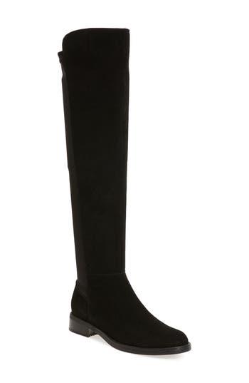 Blondo Olivia Knee High Boot- Black