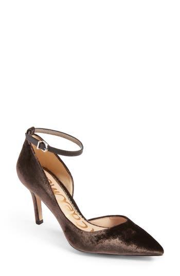 Women's Sam Edelman Tia Ankle Strap Pump