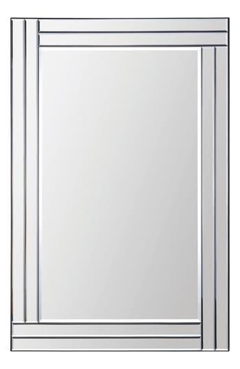Renwil Baton Rouge Mirror, Size One Size - White