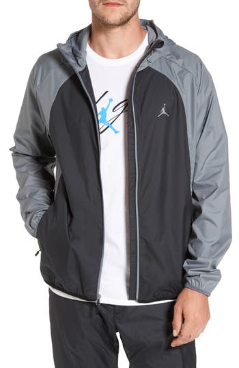 Men's Nike Jordan Sportswear Wings Windbreaker Jacket