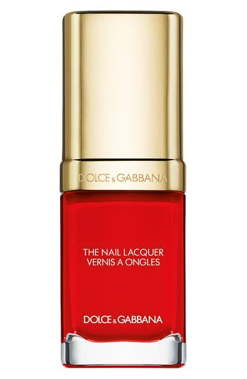 Dolce & gabbana Beauty 'The Nail Lacquer' Liquid Nail Lacquer - Fire 610