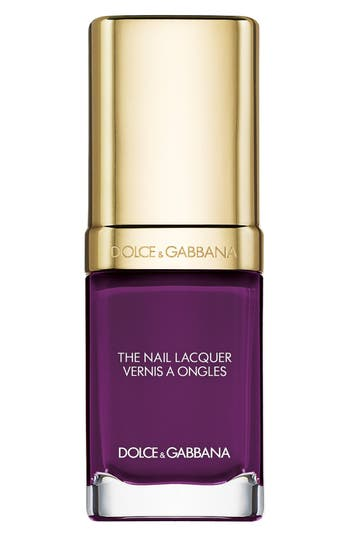 Dolce & gabbana Beauty 'The Nail Lacquer' Liquid Nail Lacquer - Iris 335