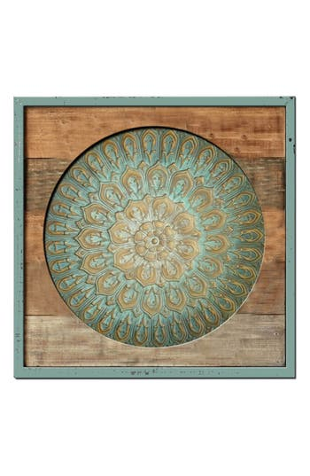 Crystal Art Gallery Wood & Metal Wall Art