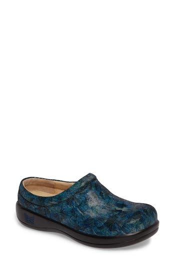 Women's Alegria 'Kayla' Clog, Size 6-6.5US / 36EU - Blue