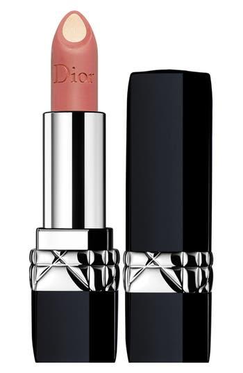 Dior Rouge Dior Double Rouge Matte Metal Colour & Couture Contour Lipstick - 510 Jungle Beige