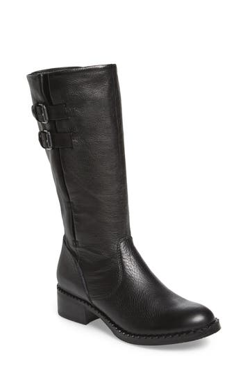 Gentle Souls Brian Tall Boot- Black