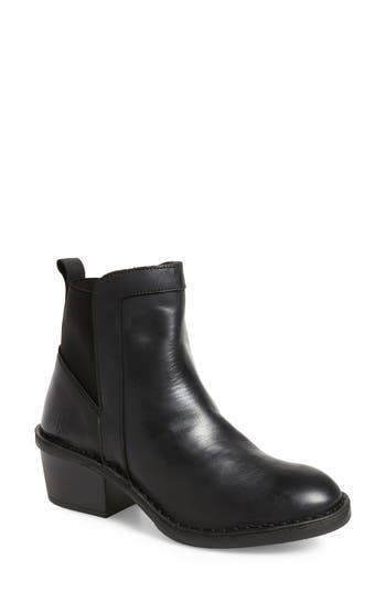 Fly London Dicy Bootie, Black
