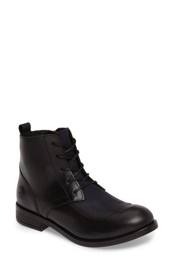 Fly London Arty Boot - Black
