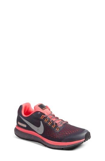 Nike Zoom Pegasus 34 Shield Gs Sneaker