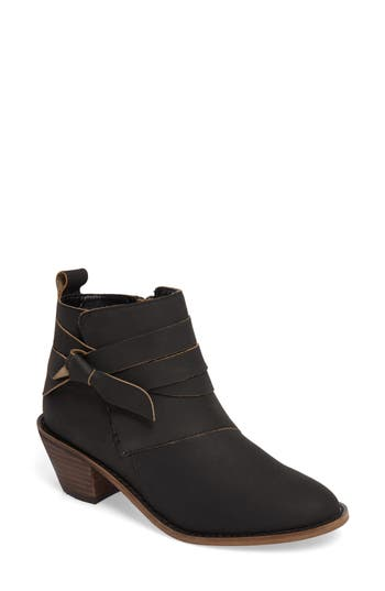 Kelsi Dagger Brooklyn Kingston Bootie- Black