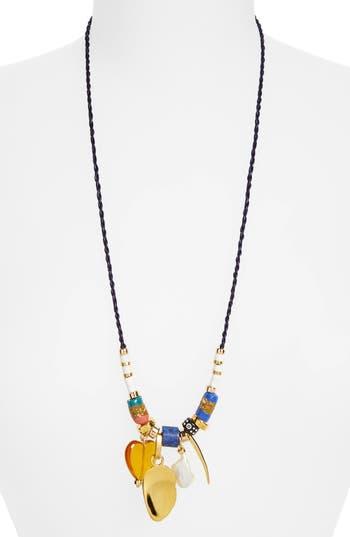 Women's Lizzie Fortunato Mombasa Surf Pendant Necklace