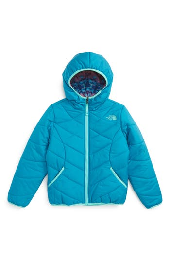 Girl's The North Face Perrito Reversible Hooded Jacket