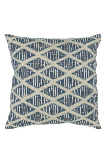 Villa Home Collection Atticus Pillow, Size One Size - Blue