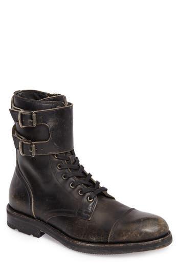 Men's Frye Officer Cap Toe Boot