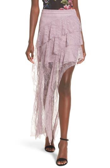 Women's Afrm Emilia Ruffle Maxi Skirt