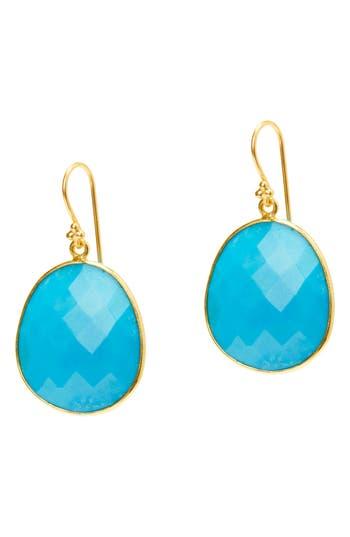 Women's Jemma Sands Mustique Semiprecious Stone Drop Earrings